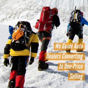 guide to one-price selling